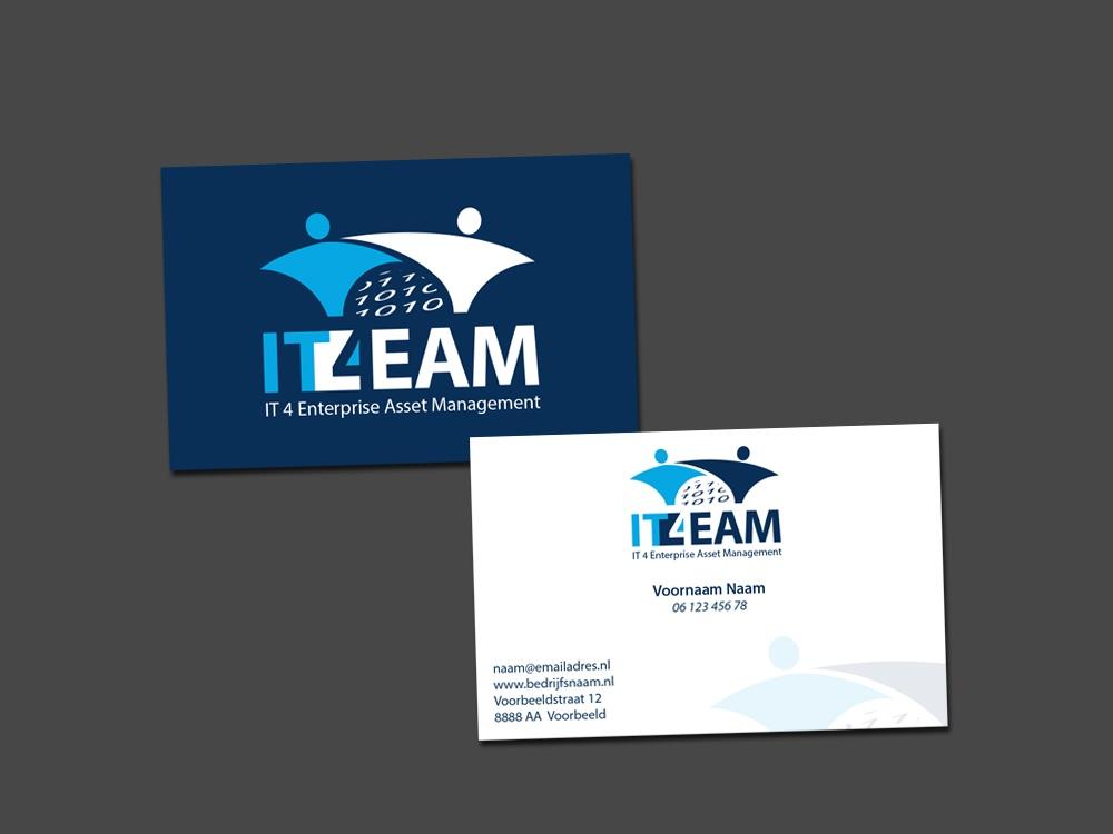 logo it bedrijf